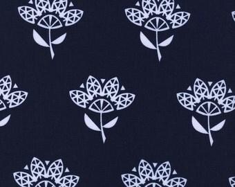 Bluebird Cornflower, Rashida Coleman Hale, Cotton+Steel, RJR Fabrics, 100% Cotton Fabric, 5039-1