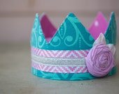 Fabric Crown - Princess Ethna