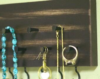 Jewelry Holder Sale Necklace Holder Organizer Storage  Jewelry Wall Hanging