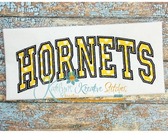 Hornets Arched