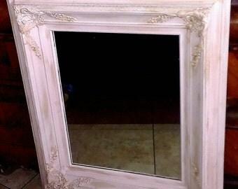 Pale Pink Mirror