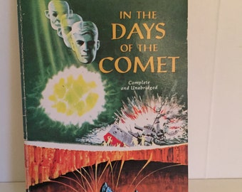 1979 H.G Wells In the Days of the Comet