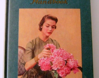The Homemaker's Encyclopedia Hardcover, Hostess's Complete Handbook