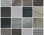 "11 Packs (Shades of Grey) 550 Strips. Culture Pop Premium Solid Color Quilling Paper Strips. 17"" Long. 1/8 1/4 1/2 inches 3 6 mm"