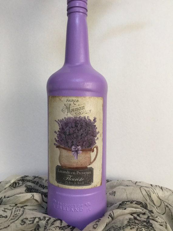 Hand Painted Fragrance Bottle