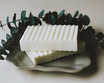 Goat's Milk Soap with 100% Pure Eucalyptus Essential Oil