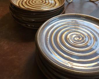 Custom Order plates