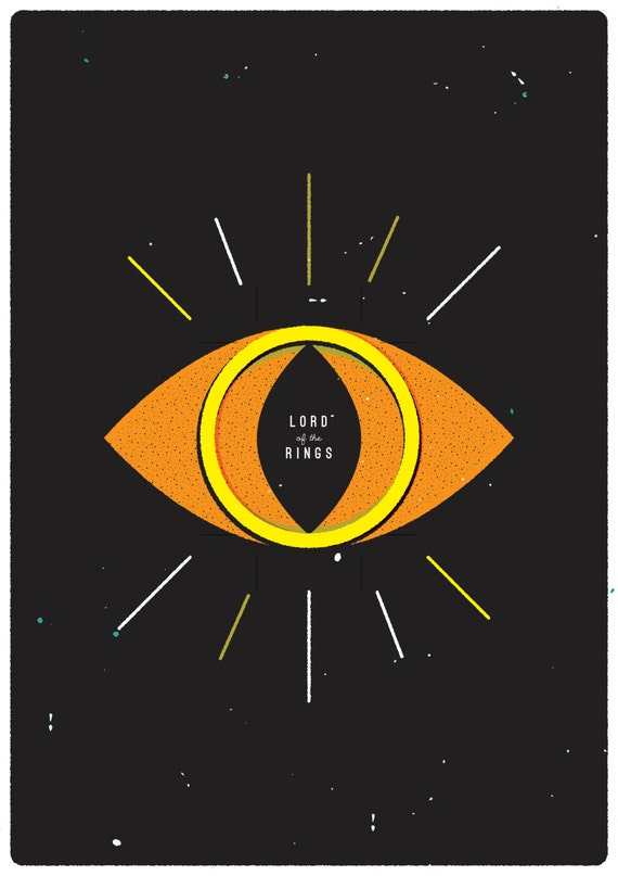 Minimalist Classroom Uk ~ Eye of sauron lord the rings poster inspiredlord
