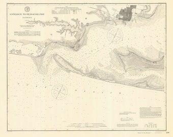 Pensacola Bay – 1859