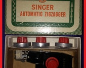 Singer Sewing Machine Model 301 Automatic Zigzagger Part 160986