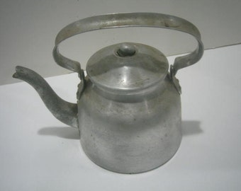 Vintage Fabrik Marke Teapot