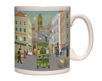 Bristol Mug: Park St