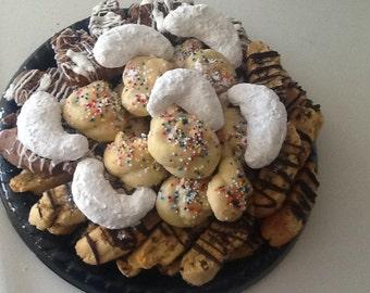 Italian Cookie Tray 2 #