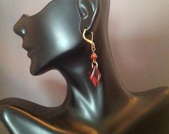 Swinging Earrings