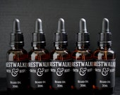 Cinnamon & Vanilla - Beard Oil for Men - Vegan, Cruelty Free, Handmade - Forestwalkers