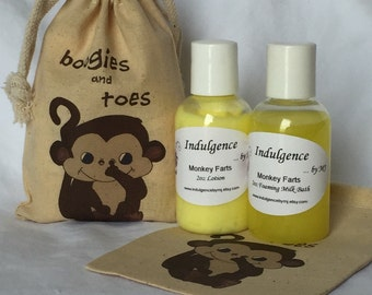 Monkey Farts Gift Bag