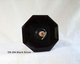 Drop Spindle - DS-294 Black Stone