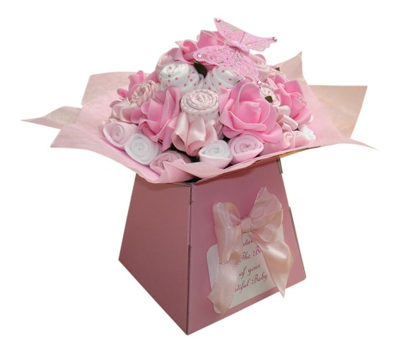 new baby gift baby clothes bouquet baby shower gift diaper cake