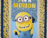One in a Minion Quilt for your favorite child