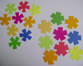 Charms and Flowers Die Cuts