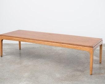 Mid Century Lane Rhythm Coffee Table