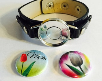 ArtCuff Bracelet Blanks for Snap In Button Jewelry Do It Yourself Wholesale