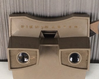 Vintage Viewmaster For Display or Parts Needs Repair
