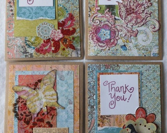 Butterfly Thank You Cards, Made for Medical Research