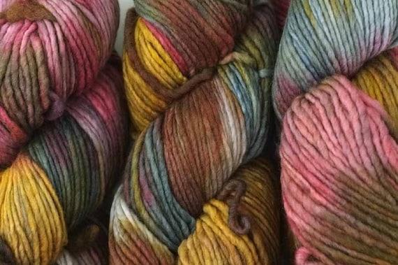 Knitting Rose Yarns : Malabrigo worsted merino wool yarn milonga