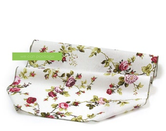 """SALE! Vintage Floral Table Runner by We Can Package - 18"""" x 108"""""""