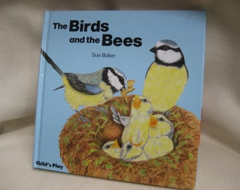 Vintage The Birds and the Bees Book