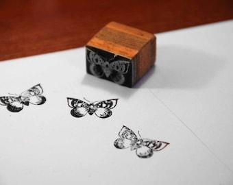 Siegelstempel Schmetterling