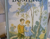 The Blue Domers Jean Finley 1928 Illustrated Hardcover
