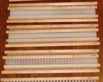 Ashford Rigid heddle loom reeds( heddles all sizes) :saorisantacruz