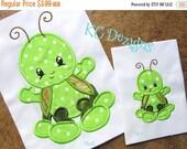 50% OFF SALE Baby Bug Grasshopper Machine Applique Embroidery Design - 4x4, 5x7 & 6x8
