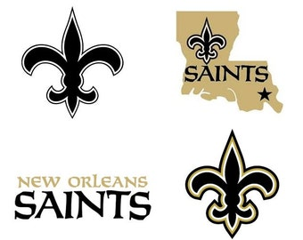 New Orleans Saints Decal/RTIC YETI