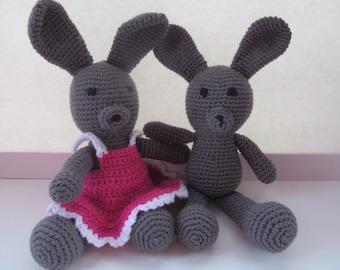 Bob or Betty the Bunny