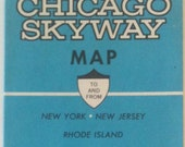 Chicago Skyway Map and fo...
