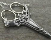 Scroll Chatelaine & Seam Ripper