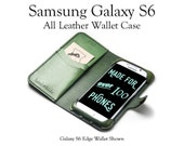 Galaxy S6 Leather Wallet ...