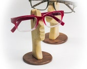 Eyeglass Stands and Holders Unique Stocking Stuffer Gifts for Family or Secret Santa Gifts for Co-workers Get 2 for 20 usd and FREE SHIPPING