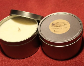 Soy & Coconut Oil Massage Candle