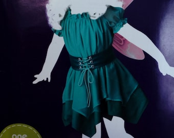 Simplicity 1991--Fairy Costume for Kids--Sizes 3-8