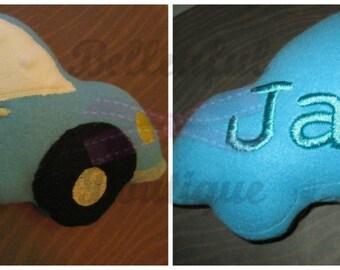 Stuffed Car