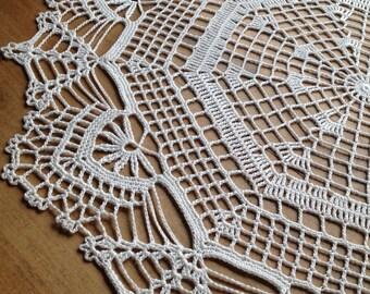 Doily Table Linen Centerpiece Placemat Home Decor