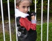 Disney's Descendants Carlos de Vil Jacket size 7 boys