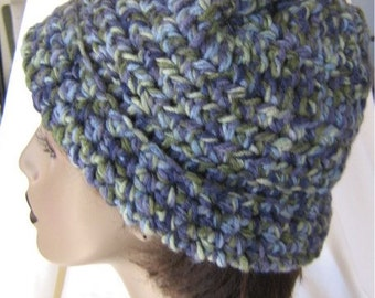 Infinity scarf & hat