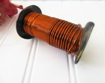 Consolidated Companies  Coated Copper Wire Spool,  16 Gauge Wire