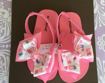 Peppa Pig Toddler Flip Flop Sandals