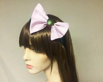 Sailor Jupiter Bow Headband